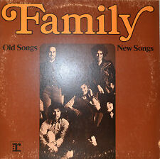 "FAMILY - OLD SONGS - NEW SONGS  12""  LP (M255)"
