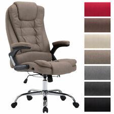 Bürostuhl Thor Stoff Chefsessel XL Bürosessel Schreibtischstuhl 150 kg Belastbar