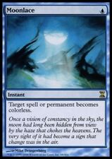 MTG 4x MOONLACE - Time Spiral *Rare Permanent becomes colorless*