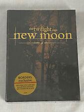 Twilight Saga: New Moon DVD Gift Set with Bonus Content & Charm Necklace