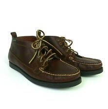 Eastland Limited Edition Seneca Ankle Boot Brown Size 9 Lace Up Leather Chukka