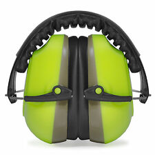 Protection Ear Muffs Construction Shooting Noise Reduction Safety SNR 33