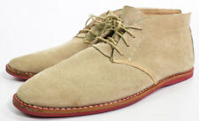 Timberland EarthKeepers Tan Suede Casual Chukka Ankle Boots Men's Size 9