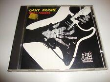 Rare GARY MOORE - Dirty Fingers CD Album JET JETC.D.007 1985 No Barcode