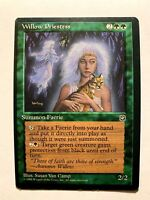 WILLOW PRIESTESS Magic The Gathering Homelands MTG HP RESERVED LIST