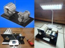Magnetmotor Freie Energie Generator 3D Modell STL STEP DWG | 3D Druck 2020