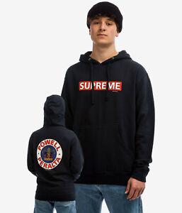 Powell Peralta Skateboard SUPREME Hooded Hoody SweatShirt NAVY XLARGE XL