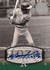 MANNY TRILLO 2004 UD Legends Timeless Teams Autograph Philadelphia Phillies
