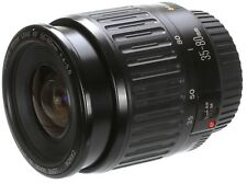 Canon zoom Lens EF 35-80 mm 4-5.6 mount  for Canon EOS EF (Réf#F-050)