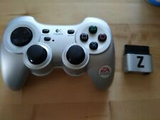 Vintage Logitech Sony Playstation 2 PS2 EA Sports edition Wireless Controller