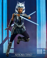 Presale Hot Toys HT 1/6 TMS021 Ahsoka Tano 12'' Female Action Figure Solider Set