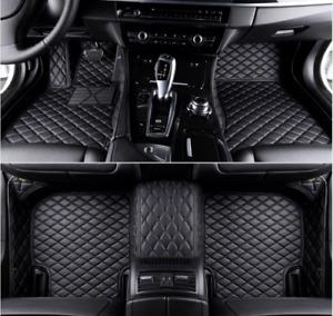 For Buick Enclave Avenir Luxurious Custom Waterproof Non-slip Car Floor Mats