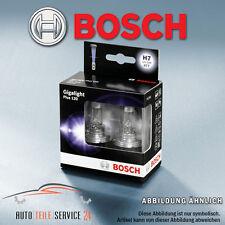Bosch original gigalight plus 120 h7 55w bombillas 2-er set +120% más de luz