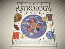 PARKERS' ASTROLOGY PACK DK CHARTS BOOKLET SUN-SIGN WHEELS ++ D & J PARKER