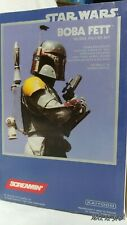 "STAR WARS ""BOBA FETT"" 1/6 scale Vinyl model kit by SCREAMIN"