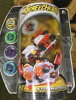 Screechers Wild Toy Level 3 Stormhorn RARE Exclusive MISB New!!!
