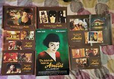 Amelie Amélie movie posters German Deutsch A3 & A4 sizes set lot of 7
