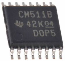 Texas Instruments CD4511BPW, Decoder, 4-of-7, Non-Inverting, 16-Pin TSSOP