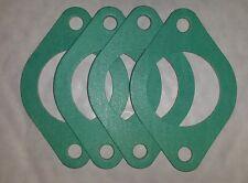 Dellorto DRLA 45 Heat Barrier Manifold Gasket 4 Pack Aerospace Grade Material