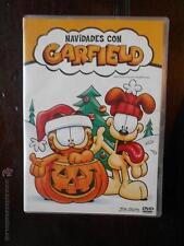 DVD NAVIDADES CON GARFIELD (4O)