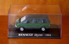 ►►► RENAULT 1/43 -  RENAULT ESPACE   - 1984   en boite d'orgine  NEUVE