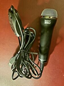 Logitech A-0234A Rock Band USB Microphone Playstation Xbox Wii w/ 15' Cord