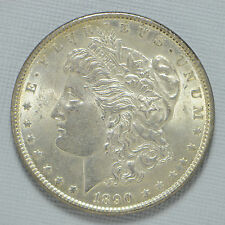 1890 Morgan Silver Dollar United States 90% Silver (cn3403)