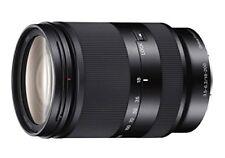Obiettivo Sony e 18-200mm le F/3.5-6.3 OSS Nero (per Nex) SEL