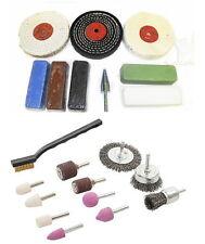 Aluminium, Brass, Stainless, Steel, Alloy - Metal Polishing / Cleaning Kit