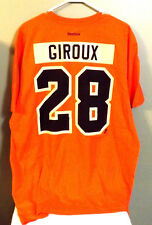Professional Sale Nhl Philadelphia Flyers Giroux Long Sleeve Hockey Jersey Boys X-large Excellent Tops, Shirts & T-shirts