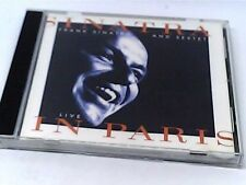 "FRANK SINATRA - ""Sinatra and Sextet - Sinatra Live in Paris"" CD - New"