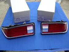 New 1974 1975 1976 1977 Chevrolet Camaro Z28 Rear Tail Lamp Pair GM Licensed
