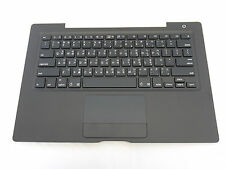 """NEW Black Top Case with Taiwanese Keyboard Trackpad for Apple MacBook 13"""" A1181"""
