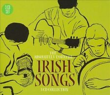 NEW Absolutely Essential Irish Songs (3xc) (Audio CD)