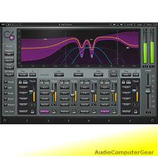 Waves C6 Multiband Compressor Audio Software Plugin Effect NEW