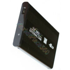 USB 2.0 SATA External Enclosure 2.5 Inch for Notebook Hard Drive Laptop HDD