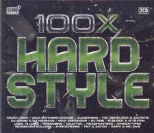 100X Hardstyle [CD]