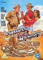 SMOKEY AND THE BANDIT RIDE AGAIN DVD Burt Reynolds smoky original UK Rele NEW R2