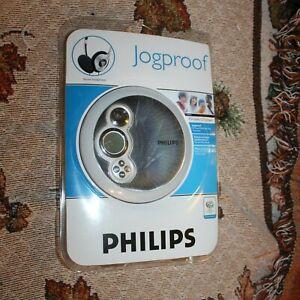Philips Portable CD AX2411/17 Jogproof CD-R CD-RW  Player New Sealed