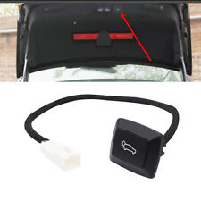 12V Car Rear Trunk Lock Door Electric Tailgate Trunk Boot Release Switch Button