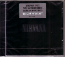 CD (NEU!) Best of NIRVANA (Come as you are Smells like Teen Spirit In Bloo mkmbh