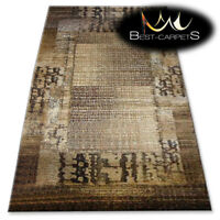 "Traditionnel Agnella Tapis Sable Fantaisie "" Standard "" Moderne Designs Tapis"