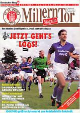 II. BL 91/92  FC St. Pauli - Bayer 05 Uerdingen, 03.08.1991