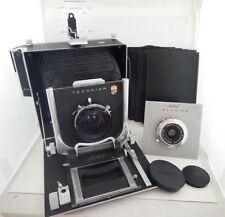 Linhof  Technika 5x7 13x18cm + Linhof 165mm f6.8 + Rodenstock 210mm f5.6 +Holder