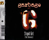 GARBAGE Stupid Girl (The Remixes) CD Single - NEW