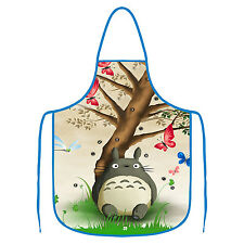 Totoro Cartoon Funny Apron Kitchen Restaurant Bib Cooking Chef Dress Cute Aprons