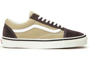 Vans Old Skool 36 DX Men's Size 8-11 Anaheim Factory OG Brown Skate Shoes