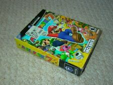 Fun Nintendo GAMECUBE Game MARIO PARTY 7 VII Bundle BRAND NEW SEALED IN BOX WoW