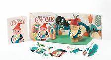 WEE LITTLE GARDEN GNOME - RUNNING PRESS (COR) - NEW PAPERBACK BOOK