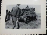 Photo WW2 WWII AMF : Chasseur de Chars ** MARDER II ** SdKfz 132        //B1.17